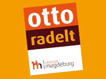 Interner Link: otto radelt - Magdeburg radelnd erobern