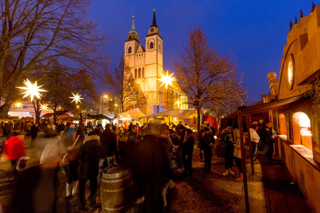 Interner Link: Advent season in the City of Otto