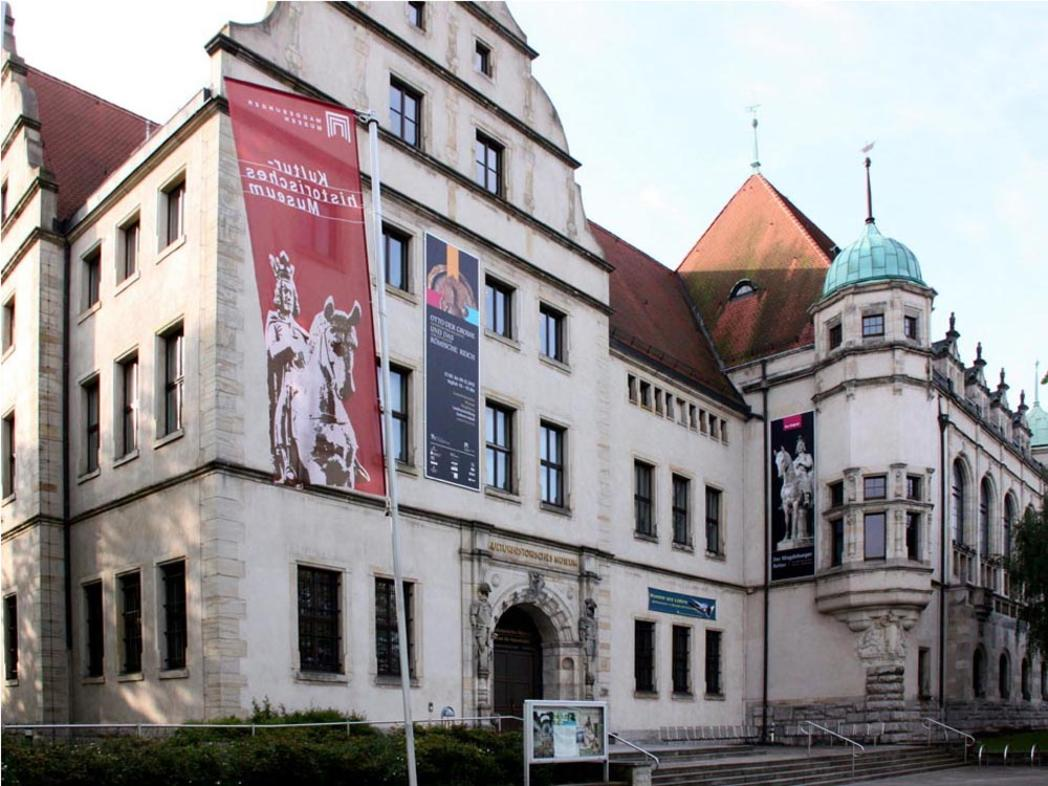Magdeburg Cultural History Museum ©Kulturhistorisches Museum