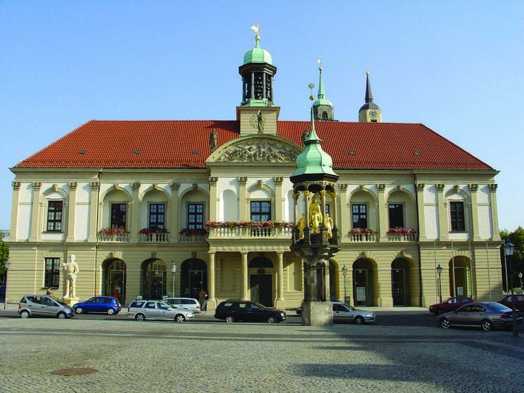 Old Town Hall of Magdeburg© MMKT GmbH