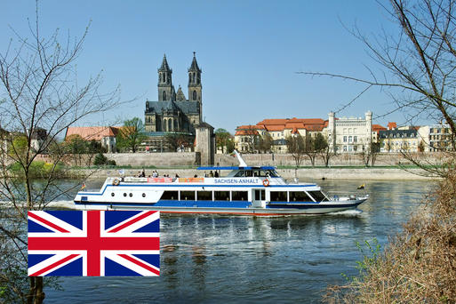 Interner Link: Guided City Tour by Land and Water 2h 15min