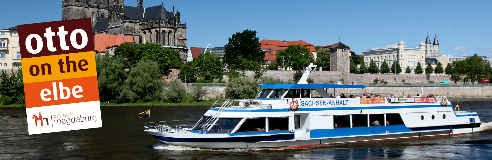 Header englisch - Wasserwandern - otto on the elbe ©Andreas Lander