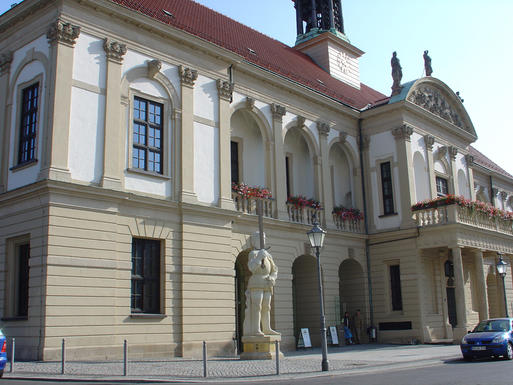 Interner Link: Rathausf�hrung - 1h