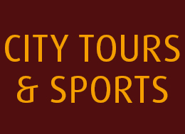 Interner Link: Reductions City Tours and Sports