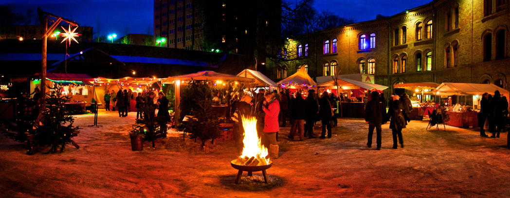 Advent in den Gewölben - FESTUNGSHOF © Festung Mark