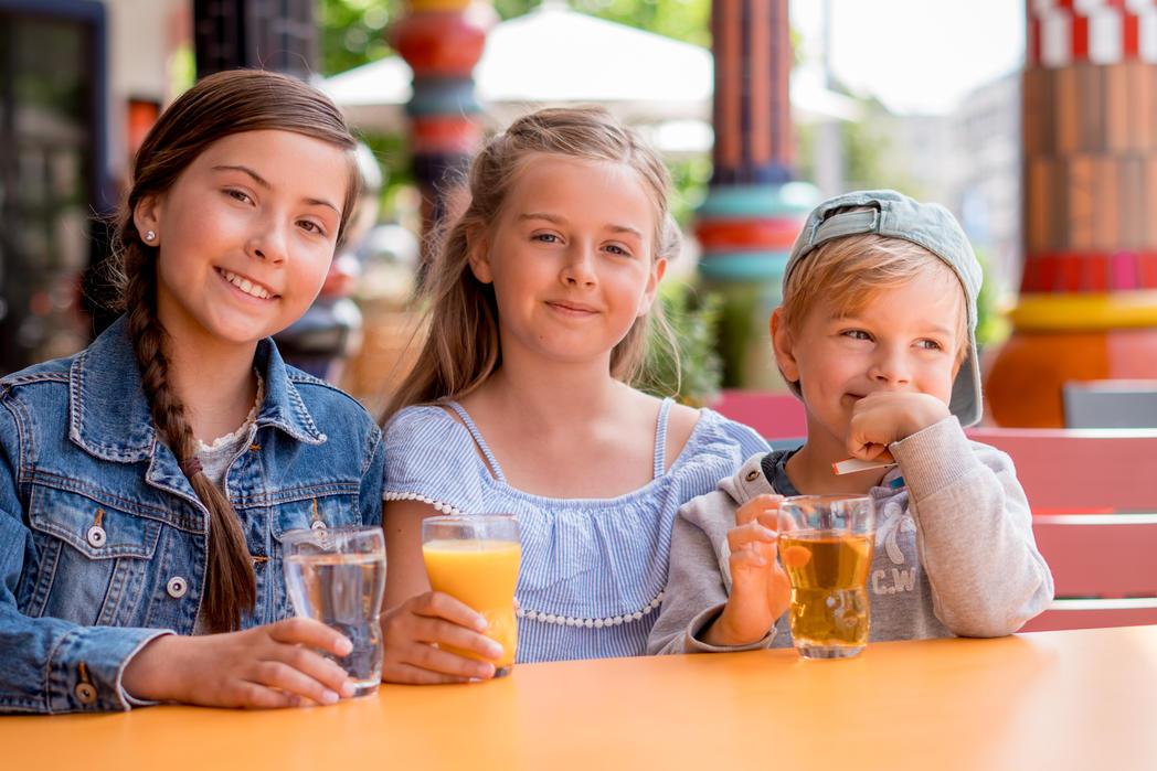 Kinderfreundliche Restaurants ©www.AndreasLander.de