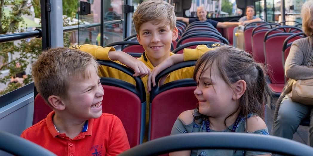 Stadtrundfahrt für Schulklassen© www.AndreasLander.de