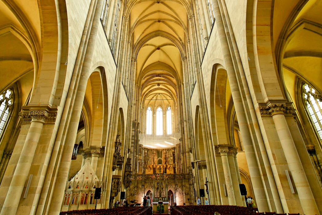 Visit the Magdeburg Cathedral