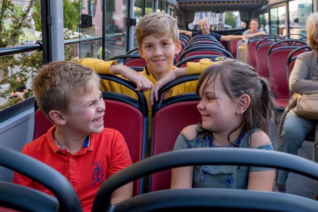 Kinderstadtrundfahrt © www.AndreasLander.de