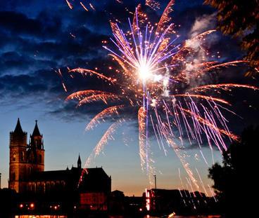 Magdeburg Silvester
