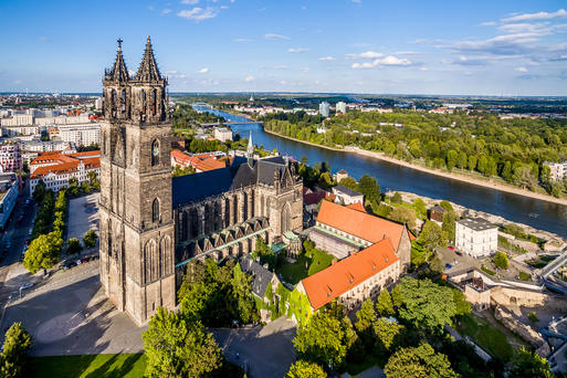 Interner Link: Magdeburg - City of Culture