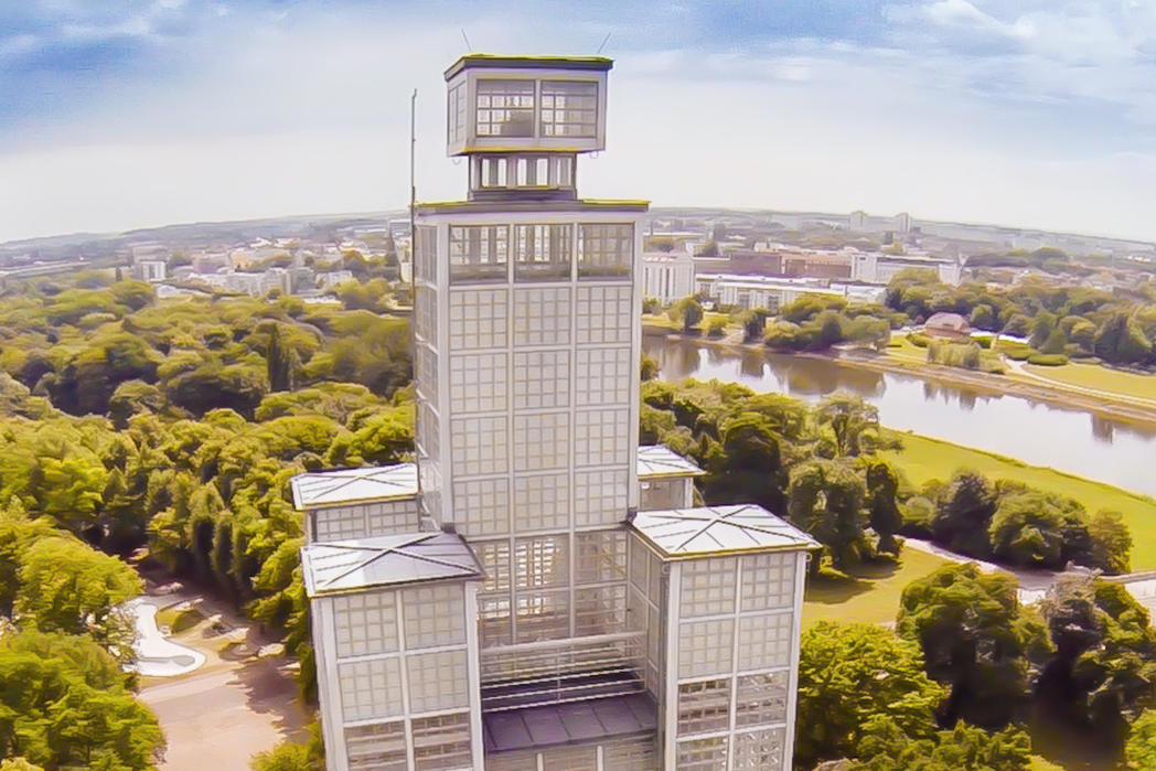101 Years of Bauhaus - Magdeburg Modernism