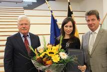 Verleihung des Otto-von-Guericke-Stipendiums