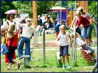 Spiel und Spa� im Elbauenpark, �Werner Klapper