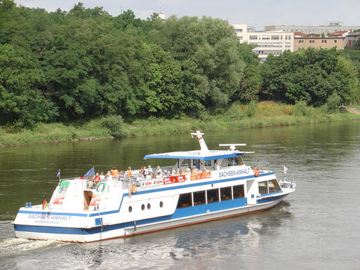Interner Link: Cruises offered by the Wei�e Flotte
