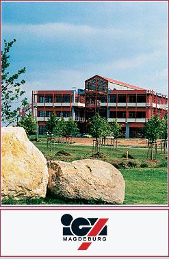 Kongressanbieter: Innovations- und Gründerzentrum Magdeburg