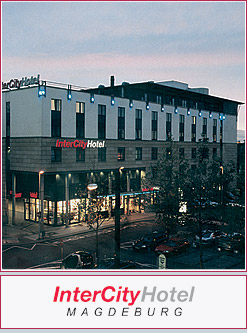 Kongressanbieter: Intercity Hotel Magdeburg