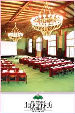 Kongressanbieter: Historisches Herrenkrug Parkhotel