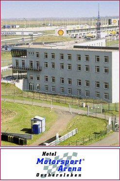 Kongressanbieter: Motorsport Arena Oschersleben