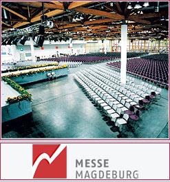 Kongressanbieter: Messe Magdeburg