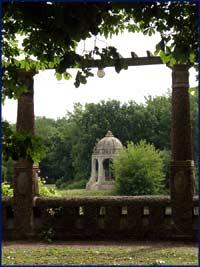 Venustempel im Stadtpark Rotehorn, ©MMKT