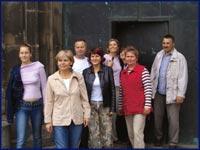 Touristengruppe