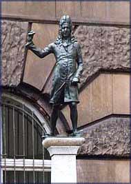 Eisenbartdenkmal