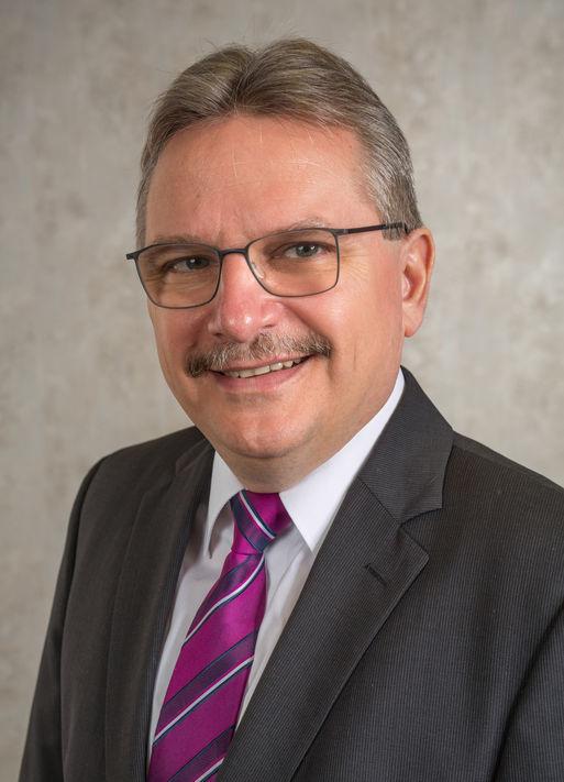 Beigeordneter Klaus Zimmermann