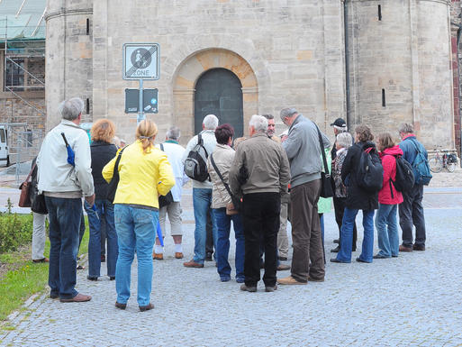Interner Link: Wonderful Walking Tours through Magdeburg
