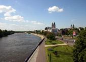 Schleinufer Magdeburg