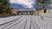 Eisenbahnüberführung Ernst-Reuter-Allee