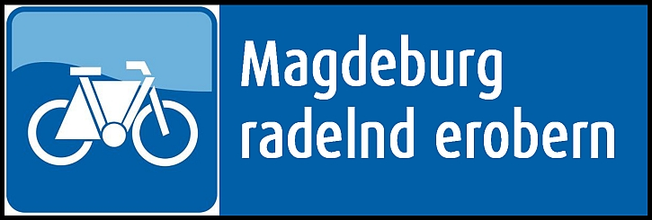 Externer Link: Magdeburg_radelnd_erobern_Logo